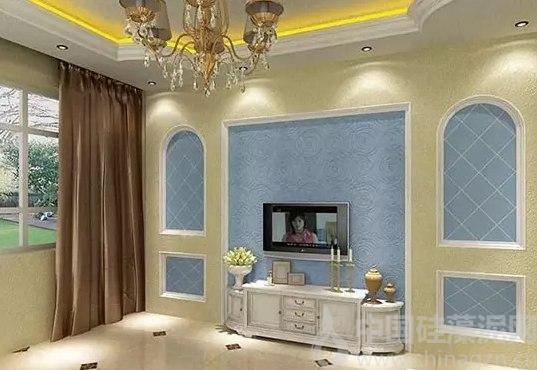 餐厅由于接近厨房,硅藻泥涂料选色宜白色,灰色系为主,顶面可选择