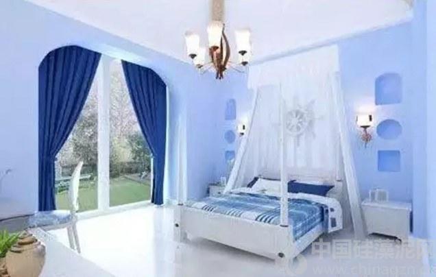 盼盼硅藻泥,让你拥有一个蓝色的家,每晚枕着蓝色入梦,尽享生活的快乐.